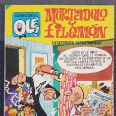 Tebeos: MORTADELO Y FILEMON #88 (BRUGUERA, 1984) . Lote 165356094