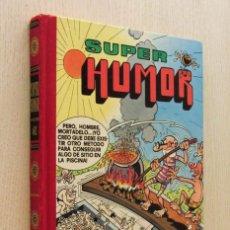 Tebeos: SUPER HUMOR Nº 61. (EDICIONES B, 1990). Lote 165362590