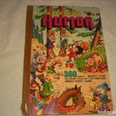 Tebeos: SUPER HUMOR VOLUMEN XVI. Lote 165400954