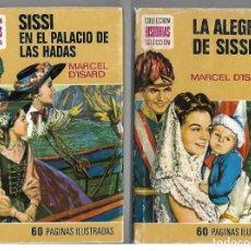 Tebeos: TEBEO Y TEXTO LIBROS LOTE DE 7 DE BRUGUERA ORIGINALES, VER TITULOS. Lote 165627234