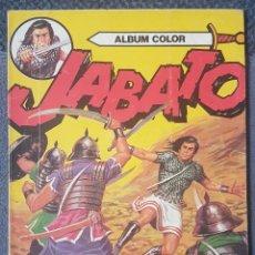 Tebeos: JABATO ALBUM COLOR #11 (BRUGUERA, 1980). Lote 165632078