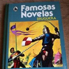 Tebeos: FAMOSAS NOVELAS,VOLUMEN 2. Lote 165678378