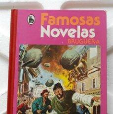 Tebeos: FAMOSAS NOVELAS TOMO XIII - VOL. 13 - ED. BRUGUERA 1982 ( 3ª EDICION ). Lote 165682010