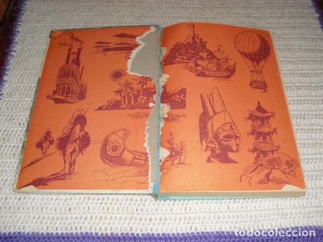 Tebeos: GRANDES OBRAS ILUSTRADAS DE JULIO VERNE - 1979 - Foto 2 - 165788302