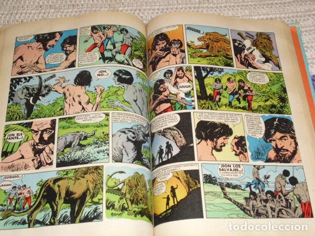 Tebeos: GRANDES OBRAS ILUSTRADAS DE JULIO VERNE - 1979 - Foto 10 - 165788302