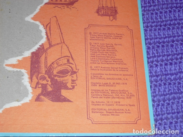 Tebeos: GRANDES OBRAS ILUSTRADAS DE JULIO VERNE - 1979 - Foto 11 - 165788302