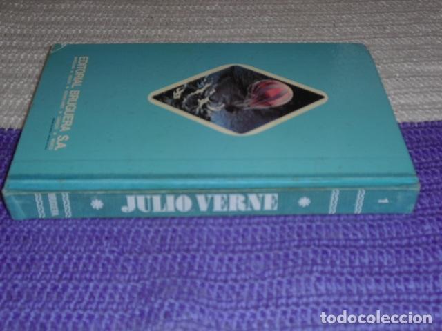 Tebeos: GRANDES OBRAS ILUSTRADAS DE JULIO VERNE - 1979 - Foto 13 - 165788302