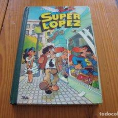 Tebeos: SUPER LOPEZ TOMO 1 SEGUNDA EDICIÓN. Lote 165861218