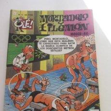 Tebeos: COLECCION OLÉ. MORTADELO Y FILEMON Nº 12 - MOSCU 80 IBÁÑEZ EDICIONES B CS172. Lote 165877934