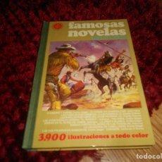 Tebeos: FAMOSAS NOVELAS VOLUMEN XVI - BRUGUERA. PRIMERA EDICIÓN 1979. Lote 165946022