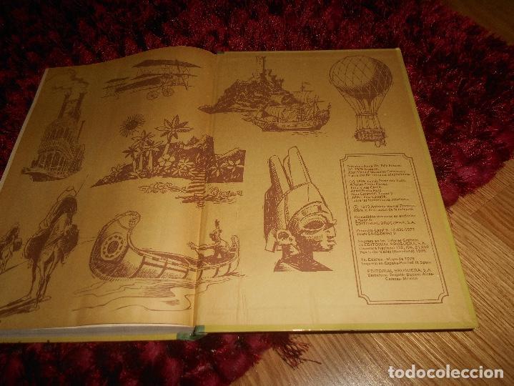 Tebeos: FAMOSAS NOVELAS VOLUMEN XVI - BRUGUERA. PRIMERA EDICIÓN 1979 - Foto 6 - 165946022