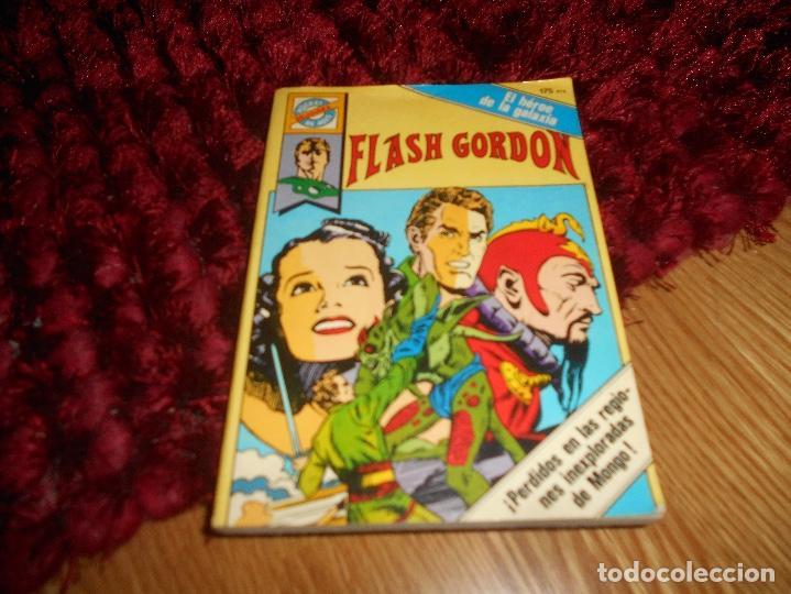 Tebeos: Pocket de Ases nº 31. Flash Gordon. Bruguera. SIN USAR - Foto 4 - 165949046