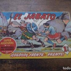 Tebeos: EL JABATO Nº 130 BRUGUERA, ORIGINAL. Lote 165950250