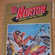 Tebeos: BRUGUERA RETAPADO TEX NORTON 1/6. Lote 165952590