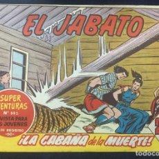 Tebeos: JABATO 10 COMICS. Lote 165956278