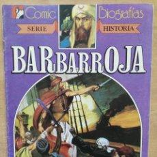 Tebeos - Comic Biografías - Serie Historia (Barbarroja) - Ed. Bruguera - 165957062