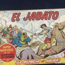 Tebeos: EL JABATO 3 COMICS. Lote 165959026