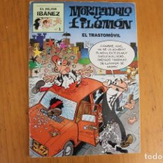 Tebeos: MORTADELO Y FILEMON . Lote 166024474