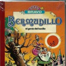 Tebeos: BERMUDILLO - RETAPADO EDITORIAL - COLECCION GRAN BRAVO COMPLETA - BRUGUERA 1982 1ª EDICION. Lote 166095074