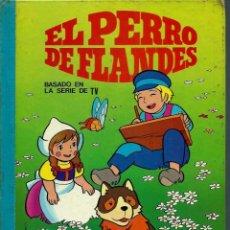 Tebeos: EL PERRO DE FLANDES I TOMO TIPO SUPER HUMOR - BRUGUERA 1979 1ª EDICION - DIFICIL. Lote 166097662