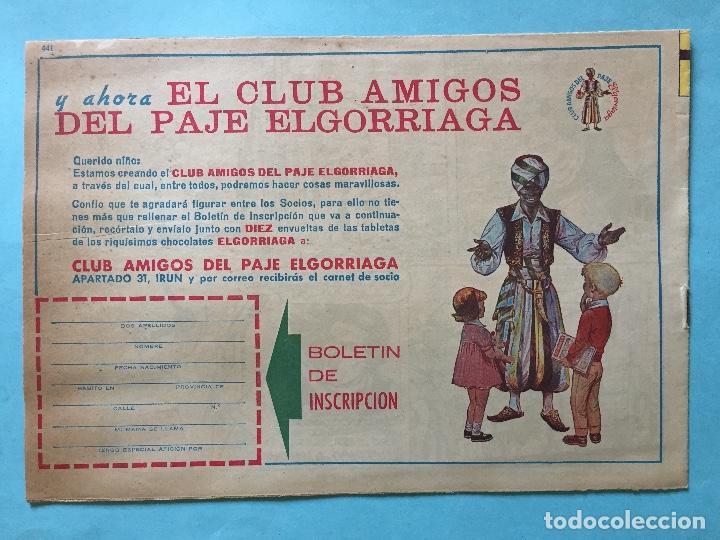 Tebeos: EL CAPITÁN TRUENO NUM 441 AÑOS 60 _LEY850 - Foto 2 - 166156622