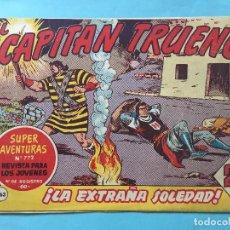 Tebeos: EL CAPITÁN TRUENO NUM 772 AÑOS 60 _LEY853. Lote 166157158