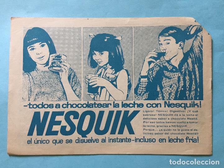 Tebeos: EL CAPITÁN TRUENO NUM 872 AÑOS 60 _LEY854 - Foto 2 - 166157362