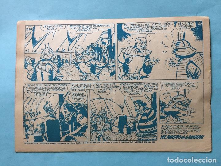 Tebeos: EL CAPITÁN TRUENO NUM 703 AÑOS 60 _LEY855 - Foto 2 - 166157510