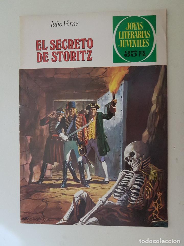 JOYAS LITERARIAS JUVENILES Nº 214. PRIMERA EDICIÓN. (Tebeos y Comics - Bruguera - Joyas Literarias)