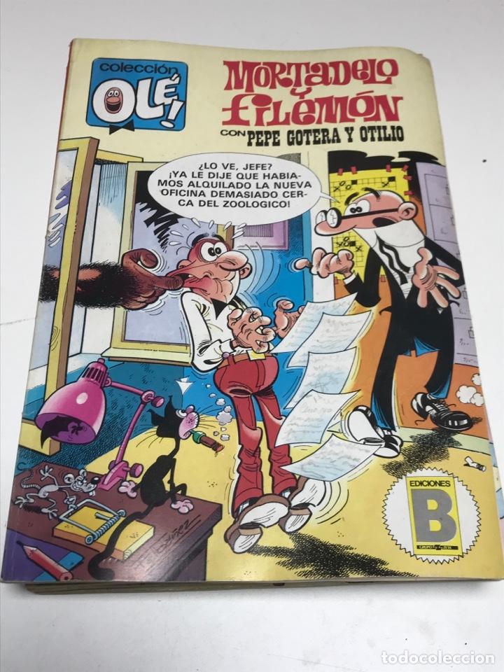 TEBEOS MORTADELO Y FILEMON (Tebeos y Comics - Bruguera - Mortadelo)