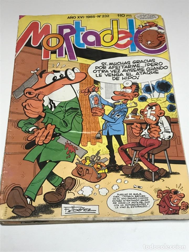 Tebeos: Tebeos Mortadelo y filemon - Foto 13 - 166191826