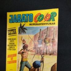Tebeos: JABATO COLOR EXTRA - Nº 39 - ACUSADO DE TRAICION - SEGUNDA 2ª EPOCA - BRUGUERA - . Lote 166279270