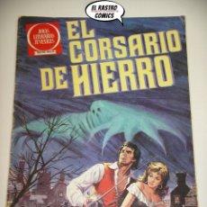 BDs: EN CORSARIO DE HIERRO Nº 1, ED. BRUGUERA, SERIE ROJA. Lote 166579534