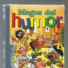 Livros de Banda Desenhada: MAGOS DEL HUMOR VOLUMEN XII, 1973, BRUGUERA, BUEN ESTADO. Lote 166609614