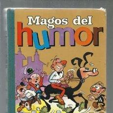 Tebeos: MAGOS DEL HUMOR VOLUMEN I, 1971, BRUGUERA.. Lote 166609758