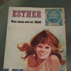 Tebeos: ESTHER N 37 1 EDICIÓN 1979 SERIE AZUL. Lote 166655288