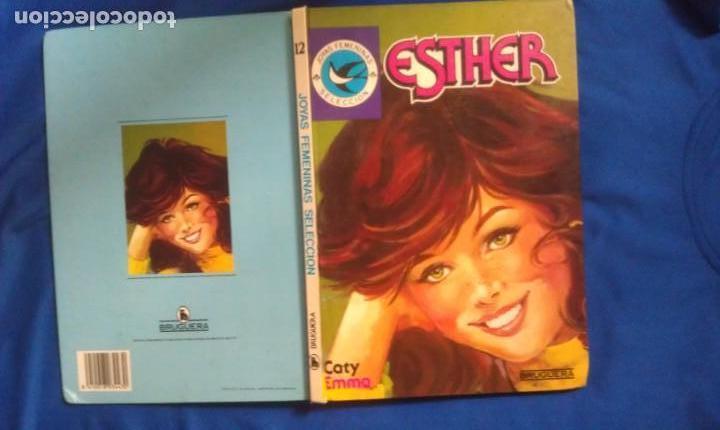 ESTHER - JOYAS FEMENINAS SELECCION 12 (Tebeos y Comics - Bruguera - Esther)