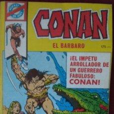 Tebeos: CONAN, POCKET DE ASES 22. Lote 166745328
