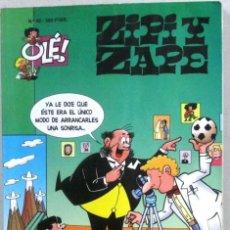 Tebeos: ZIPI Y ZAPE - COLECCION OLE - Nº 42. Lote 166764170