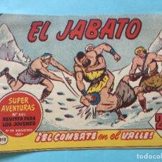 Tebeos: EL JABATO NUM 883 ¡EL COMBATE EN EL VALLE! _LEY877. Lote 166833282