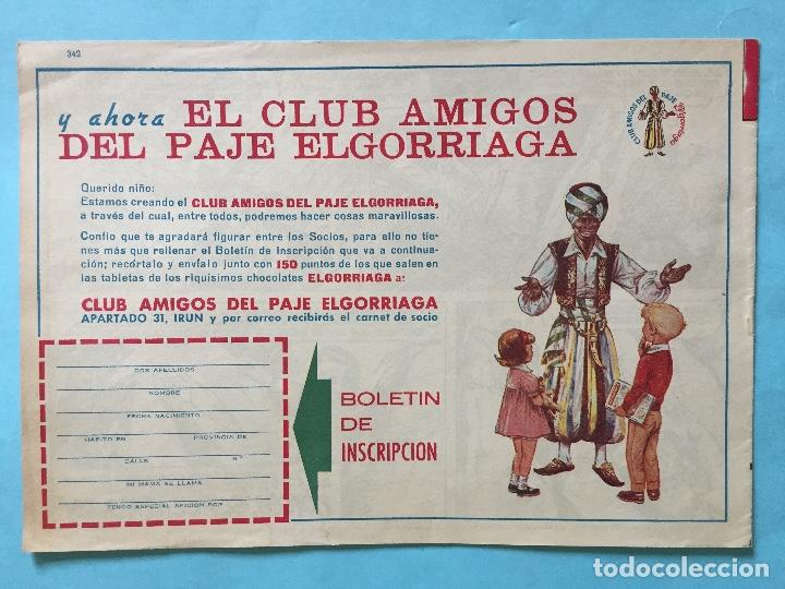 Tebeos: EL JABATO NUM 342 ENTRE LA ESPADA Y LA PARED _LEY882 - Foto 2 - 166834002