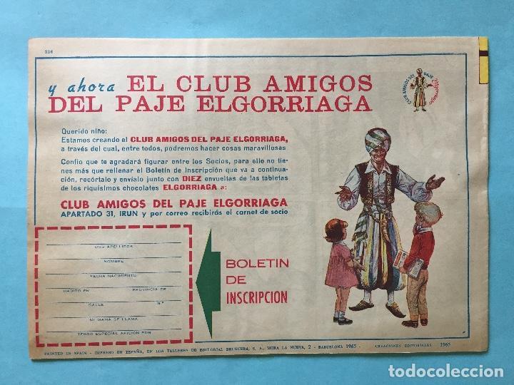 Tebeos: EL JABATO NUM 336 ¡SOLO CONTRA EL INVISIBLE! _LEY898 - Foto 2 - 166835634