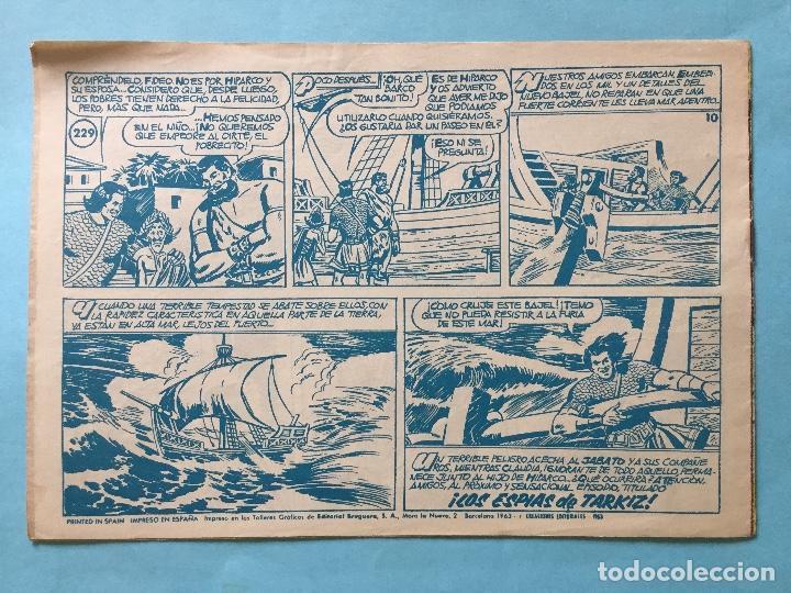 Tebeos: EL JABATO NUM 717 ¡COMBATE DE TITANES! _LEY903 - Foto 2 - 166836298