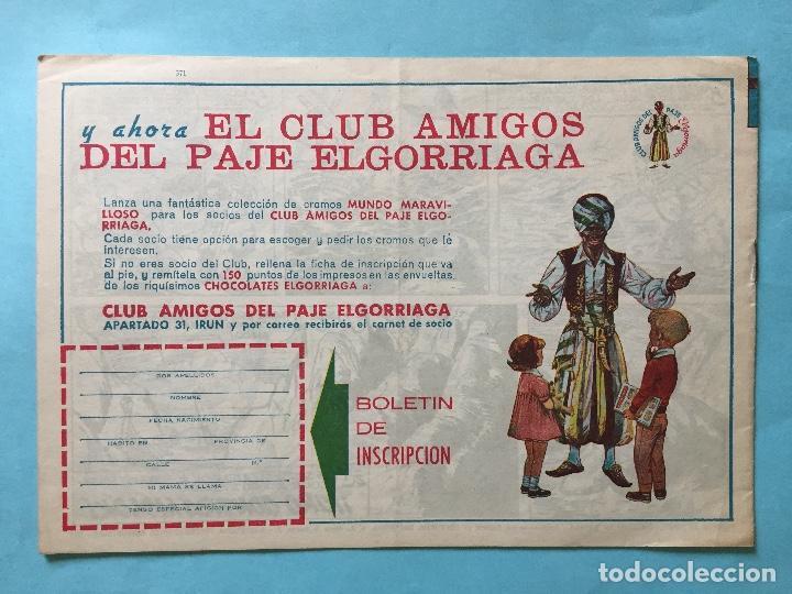 Tebeos: EL JABATO NUM 371 ¡EL BALLET DE LOS DELFINES! _LEY904 - Foto 2 - 166836362