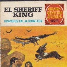 Tebeos: COMIC COLECCION EL SHERIFF KING Nº 1. Lote 166885952