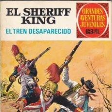 Tebeos: COMIC COLECCION EL SHERIFF KING Nº 6. Lote 166885996