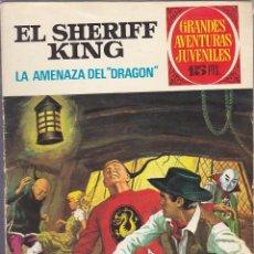 Tebeos: COMIC COLECCION EL SHERIFF KING Nº 4. Lote 166886032