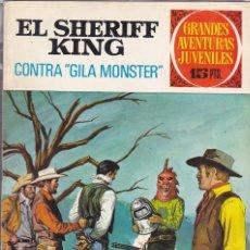 Tebeos: COMIC COLECCION EL SHERIFF KING Nº 24. Lote 166887476