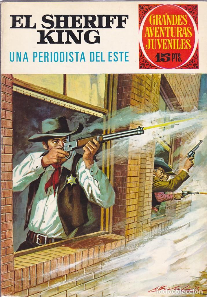 COMIC COLECCION EL SHERIFF KING Nº 31 (Tebeos y Comics - Bruguera - Sheriff King)