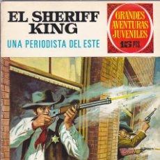 Tebeos: COMIC COLECCION EL SHERIFF KING Nº 31. Lote 219297043